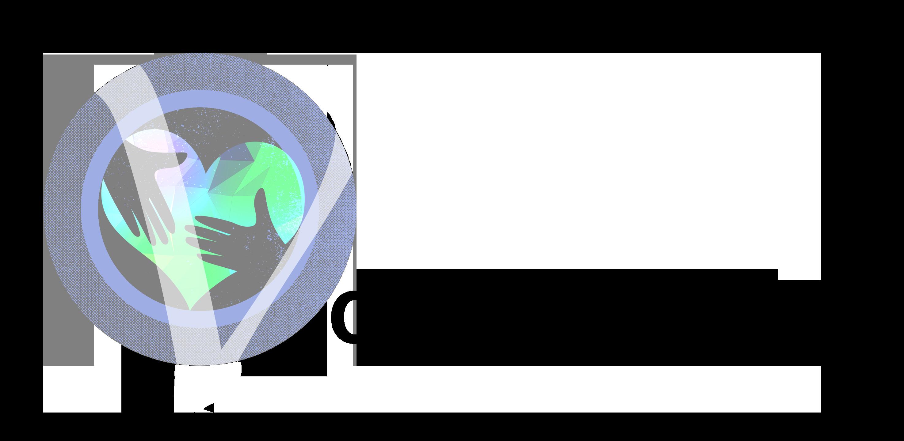 VolunCharity Full Logo Clear Background
